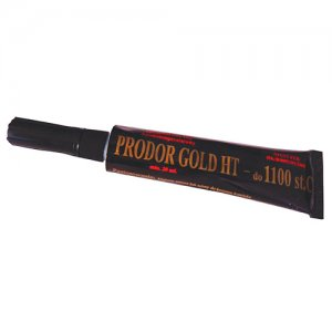 Lepidlo PRODOR Gold HT, 20 ml, do 1100°C