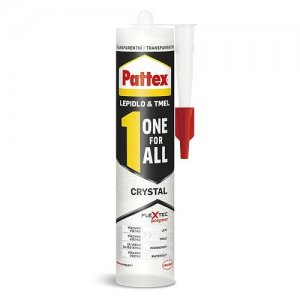 PATTEX ONE for all CRYSTAL 290g